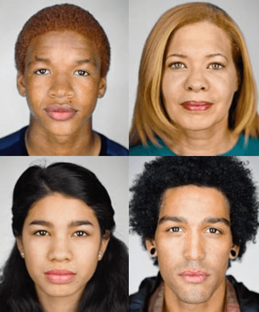 Nat Geo Mixed Race Photo Project (Source: Martin Schoeller/National Geographic)
