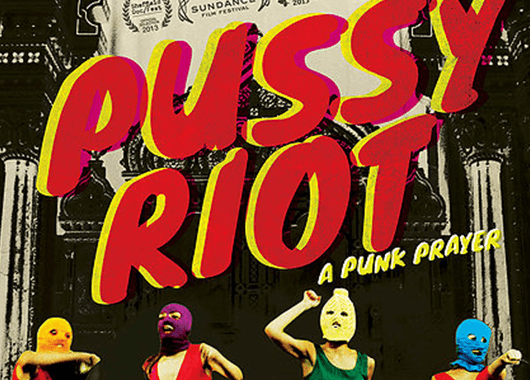 Pussy Riot: A Punk Prayer (Source: Wikimedia Commons)
