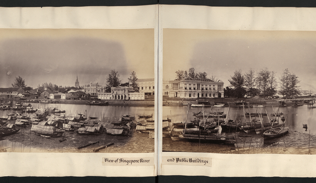 Vintage Singapore (Source: The National Archives U.K./Flickr)