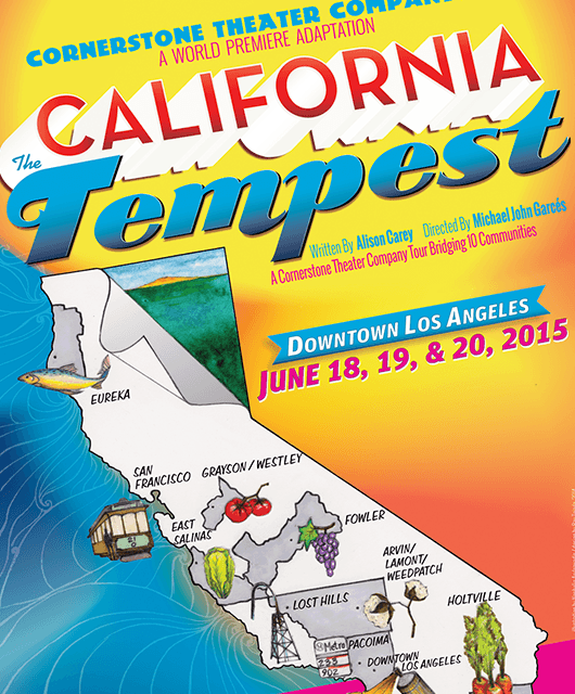 California: The Tempest (Source: Cornerstone Theater Company)
