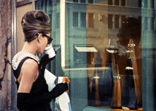 Audrey Hepburn in Breakfast at Tiffany's (Source: Wikimedia Commons)
