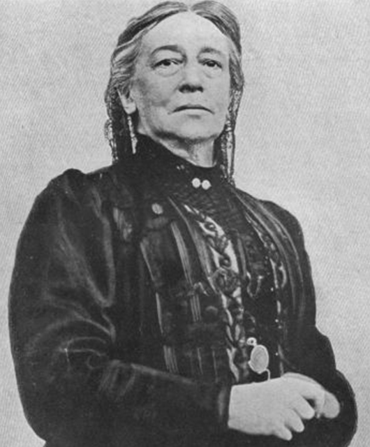 Lady Augusta Gregory (Source: Wikimedia Commons)