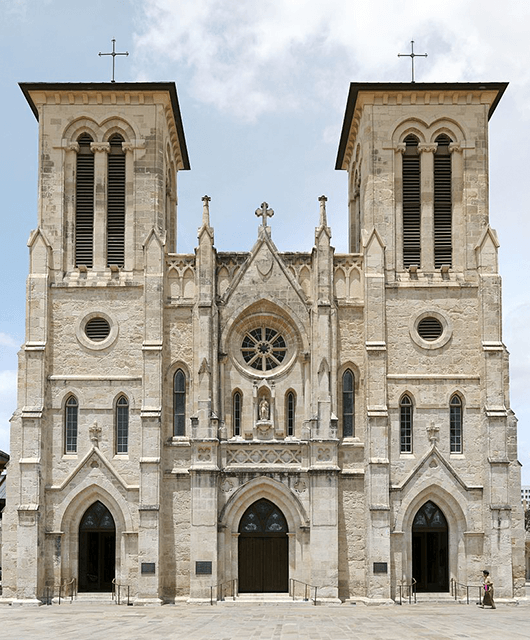San Fernando Cathedral (Source: Texas State Historical Association)
