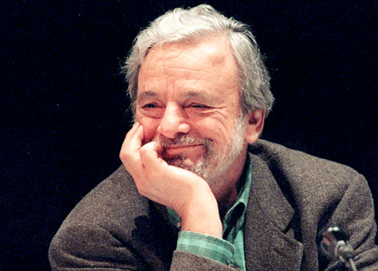 Stephen Sondheim (Source: Onstage Blog)