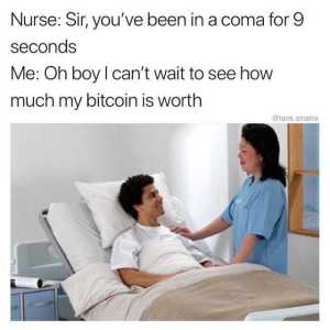 Coma Man Meme (Source: Bitcoin.com)