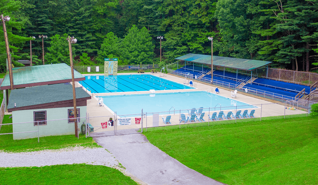 Camp Airy Pool (Source: Marnie Klein)