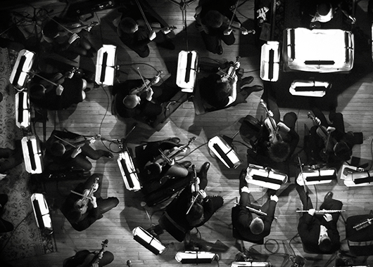 Orchestra from Above