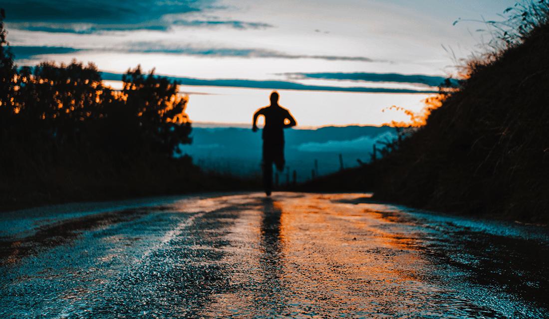 Running Into the Horizon