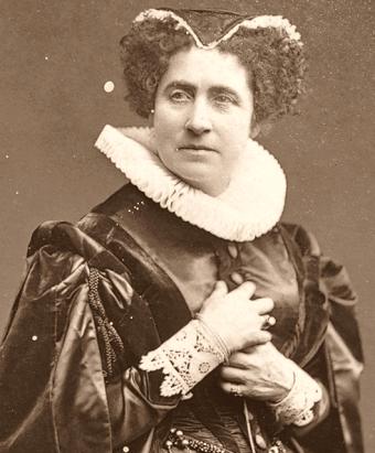 Adelaide Ristori (Source: Wikipedia)
