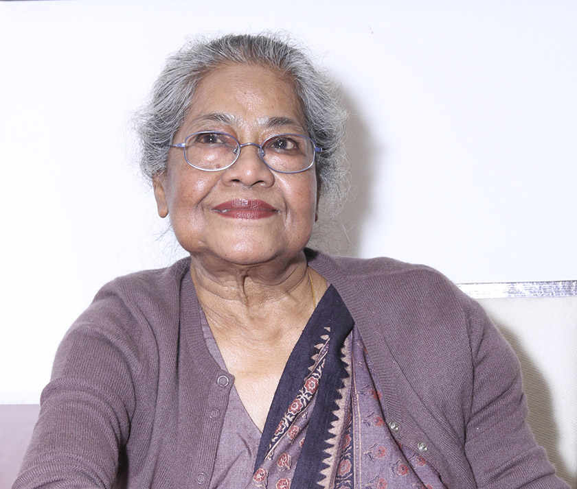 Arpita Singh (Source: Vadehra Art Gallery/BlouinArtInfo)