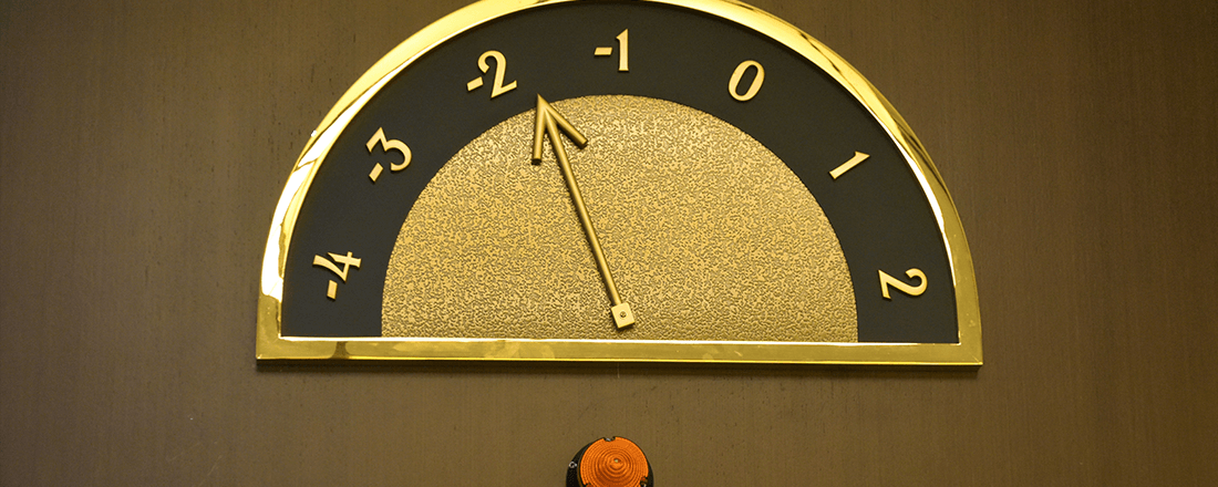 Vintage Elevator Numbers