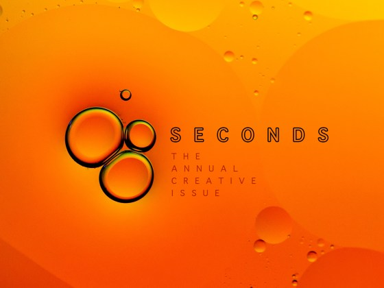 Issue.39: Seconds: The Annual Creative Issue