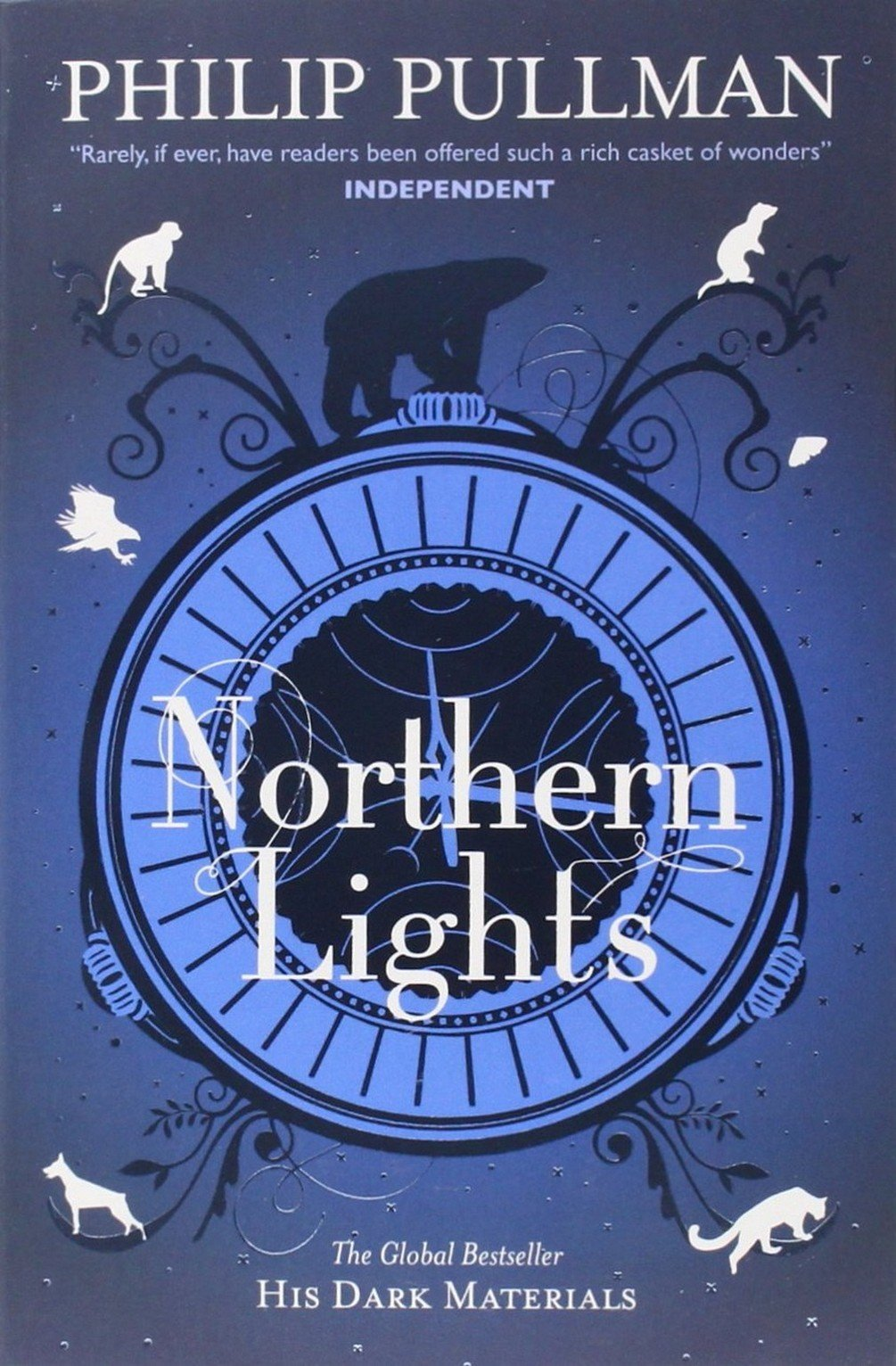 Northern Lights by Philip Pullman (Source: Amazon)