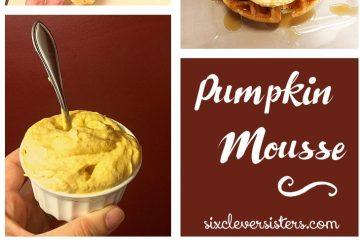 Pumpkin Mousse