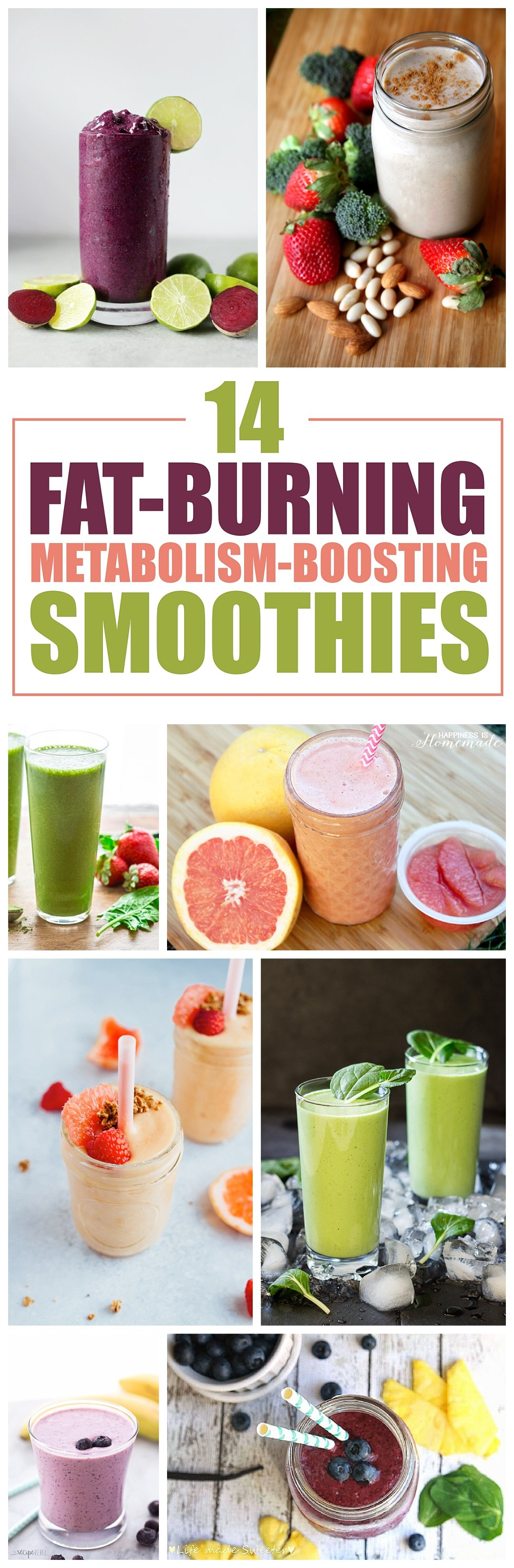 Metabolism Smoothie | Fat Burning Smoothie | Smoothie Recipes | Detox Drinks | Beachbody Smoothies | Shed Extra Pounds | Metabolism Boost Drink | Six Clever Sisters