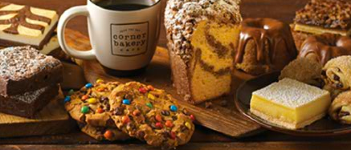 corner bakery cafe free treat cookie sign up email free food 2017
