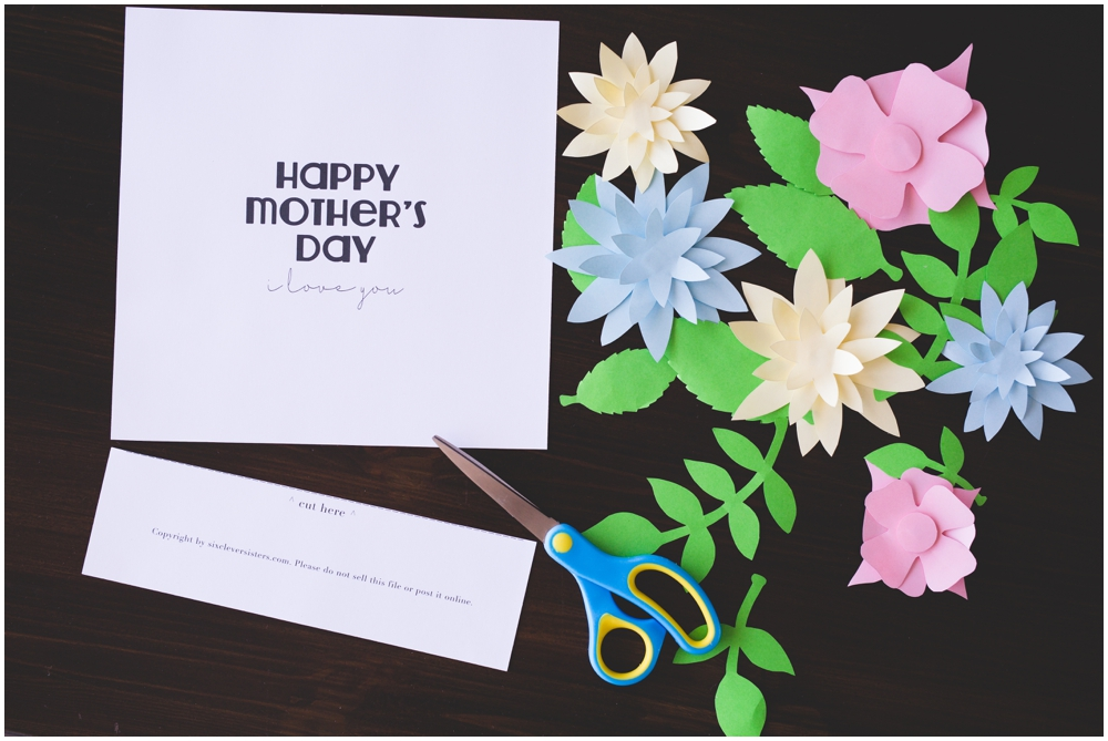 It's just a photo of Terrible Mother's Day Printable Crafts