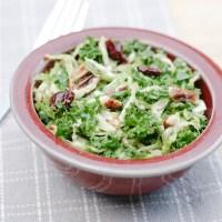 Copycat Cracker Barrel Brussel Sprouts n Kale Salad