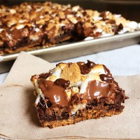 S'mores Bars {to feed a crowd}