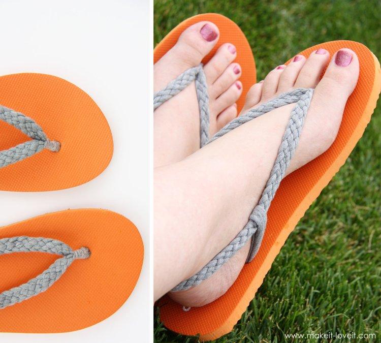Flip Flops | Flip Flop Crafts |. Flip Flops DIY | Flip Flops DIY Fabric | Flip Flops DIY Kids | Flip Flop DIY Crafts | Flip Flop Makeover | Flip Flop Makevoer DIY | Flip Flop Ideas | Flip Flop Into Summer | DIY Flip Flops | DIY Flip Flops for Kids | DIY Flip Flops Ribbon | Flip Flops Decorated | Cute Flip Flops | Cute Flip Flops for Teens | Cute Flip Flops Fashion | You can turn some plain flip flops into something super cute with a few diy ideas on sixcleversisters.com !