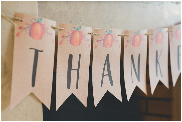 Free Printable Fall Banner   Fall Banner   Fall Banner DIY   Fall Banner Printable   Fall Banner Ideas   Fall Banners for mantle   Head over to the Six Clever Sisters blog to download this free printable fall banner featuring pumpkins and the look of kraft paper!