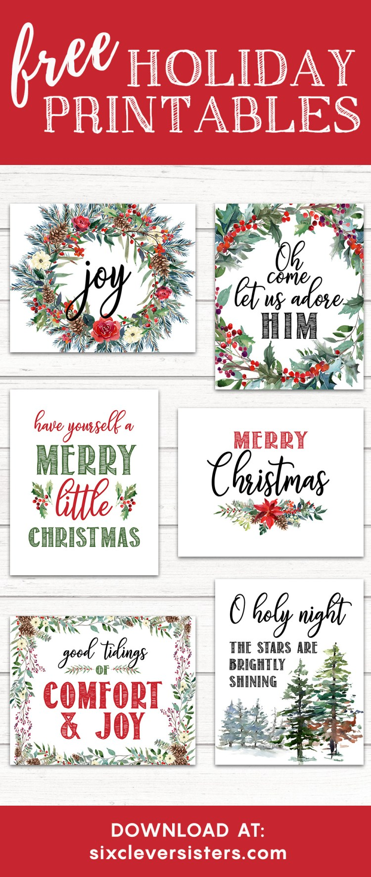 Gargantuan image pertaining to free printable christmas