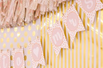 Miss to Mrs Banner | Miss to Mrs Printable | Pink and Gold Banner Free Printable | Pink and Gold banner | Pink and Gold Banner Printable | Pink and Gold Banner DIY