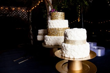 Wedding Cake Stand DIY | DIY Wedding Decor | Navy Purple Wedding | Gold Wedding Decor | Easy DIY Wedding | Wedding on a Budget | Easy Cake Stand | Cake Stand Ideas | Cake Stand DIY | Wedding Ideas | Wedding DIY