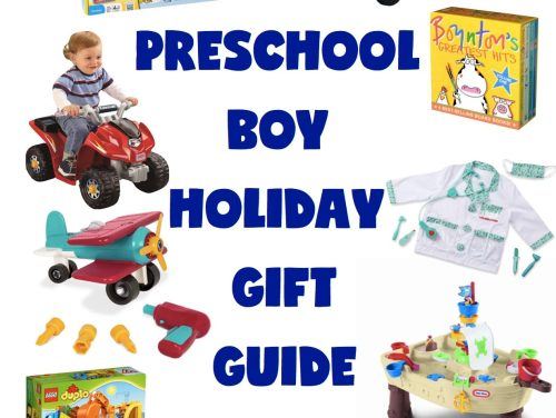 Preschool Boy Holiday Gift Guide | Gift Guide | Boy Gift Ideas | Wish List | Christmas 2018 | Christmas Gifts Boys | Preschool Gifts | Gift Ideas for Him | Gift Ideas for Her | 3 Year Old Presents Boys | Six Clever Sisters