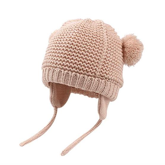 Baby Girl | Hat | Winter Baby | Bald Baby | Baby Girl Warm Hats | Baby Girl | Baby Hat | Warm Baby Hat