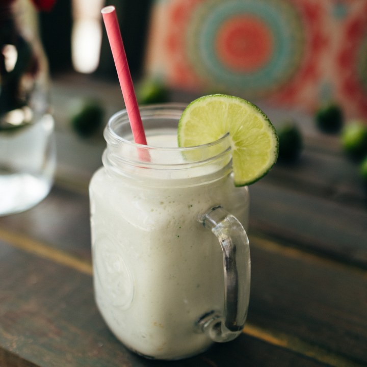 Copycat Chick Fil A Frosted Limeade Recipe