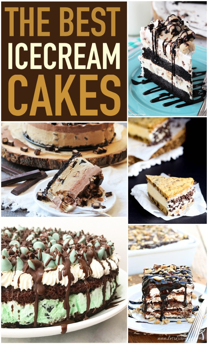 Ice Cream Cake recipes | Ice Cream | Summer Dessert | Summer Recipe | Ice Cream Recipes | Ice cream Sandwich Cake | Ice Cream Cake Easy | Ice Cream Cake Birthday Party | Ice Cream Cake Homemade | Desserts Easy | Summer Bucket List | Six Clever Sisters