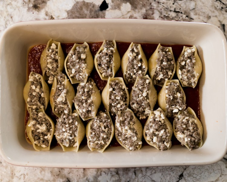 Stuffed Shells Recipes | Stuffed Shells Tasty | Stuffed Shells With Meat Sauce | Stuffed Shells Recipe | Stuffed Shells and Cheese | Easy Stuffed Shells With Meat | Best Easy Stuffed Shells | Stuffed Shells Beef | Stuffed Shells Easy | Freezer Meals | Freezer Meals Make Ahead |Looking for an easy weeknight dinner that is fast to make and a great recipe to freeze? This easy dinner recipe is one of our favorites! #recipes #recipesoftheday #recipesfordinner #freezer #dinner #dinnerrecipes #dinnerideas #pasta #pastafoodrecipes #easymeals #sixcleversisters
