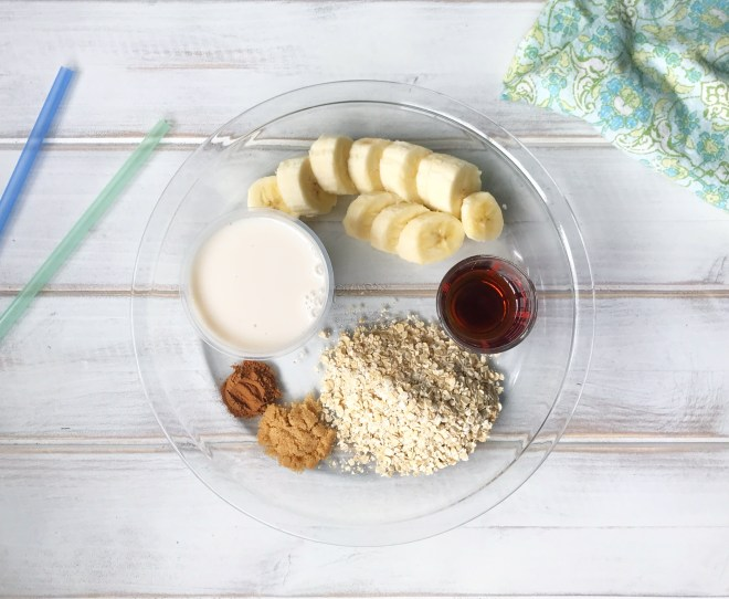 Cinnamon Roll Smoothie | Maple | Healthy | Protein Shake | Almond Milk | Recipes | Tone it Up | Recipes Healthy | Breakfast | Breakfast On the Go | Six Clever Sisters