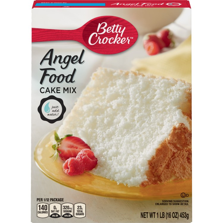 Apricot Angel Food Cake | Angel Food Cake Recipes | Easy Angel Food Cake | Angel Food Cake Dessert | Angel Food Cake recipes | Dessert Recipes Easy | Easy Desserts | Apricot Recipes | Fruit Dessert Easy | Fruit Dessert Recipes | Six Clever Sisters