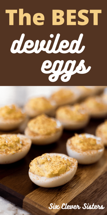 Deviled Eggs | Deviled Eggs Easy | Deviled Eggs Recipe | Deviled Egg Recipe Easy | Deviled Eggs Recipe Best | Deviled Eggs Recipe Best Easy | This simple deviled egg recipe is creamy and full of flavor and a great side dish to take to your next bbq, picnic or family gathering! #egg #eggs #recipe #easyrecipe #deviledeggs #picnic #bbq #recipes #recipeoftheday