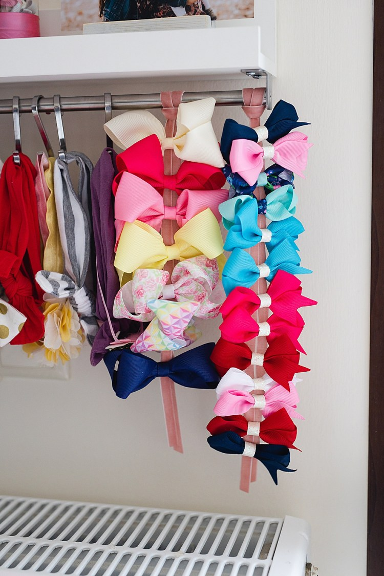 Easy Diy Headband Holder Six Clever Sisters