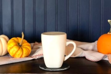 Pumpkin Steamer   Pumpkin Recipe   Fall Drink   Pumpkin Latte   DF Steamer   This creamy and pumpkin-y dairy-free steamer is such a fun alternative to your afternoon coffee. It's sweet and cozy and perfect for fall. Find the recipe at SixCleverSisters.com
