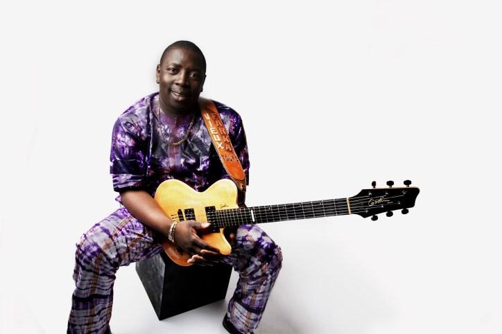 Vieux Farka Touré (photo by Zeb Goodell)