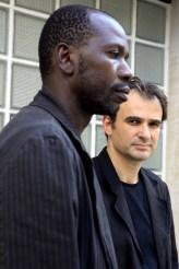L-R: Ballaké Sissoko & Vincent Segal (photo by Claude GASSIAN)