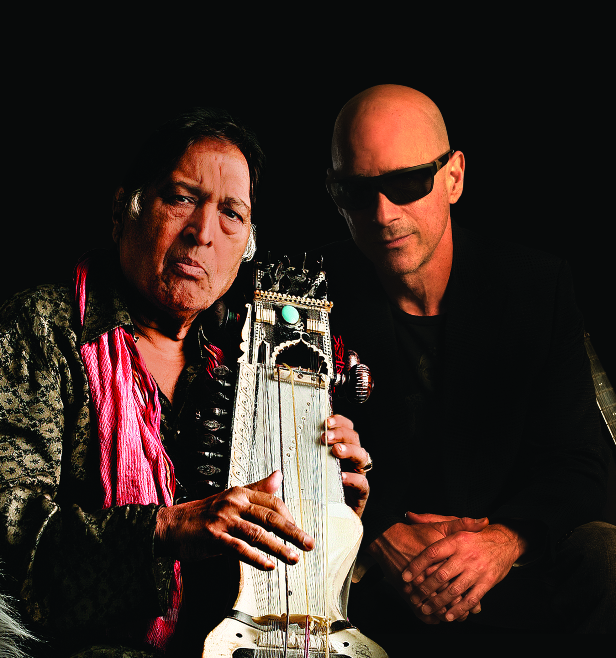 Warren Cuccurullo And Ustad Sultan Khan