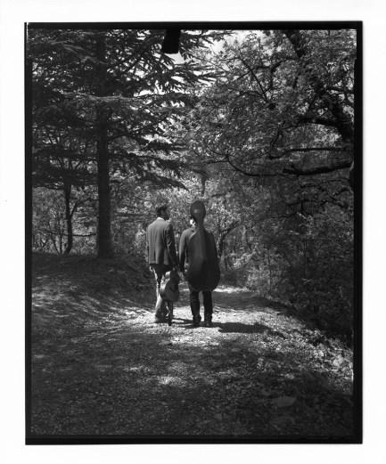 L-R: Piers Faccini & Vincent Segal (photo by Payram)