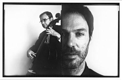 L-R: Vincent Segal & Piers Faccini (photo by Payram)