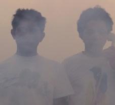 L-R: Tapan Raj & Gaurav Raina
