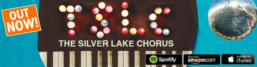 The Silver Lake Chorus Banner