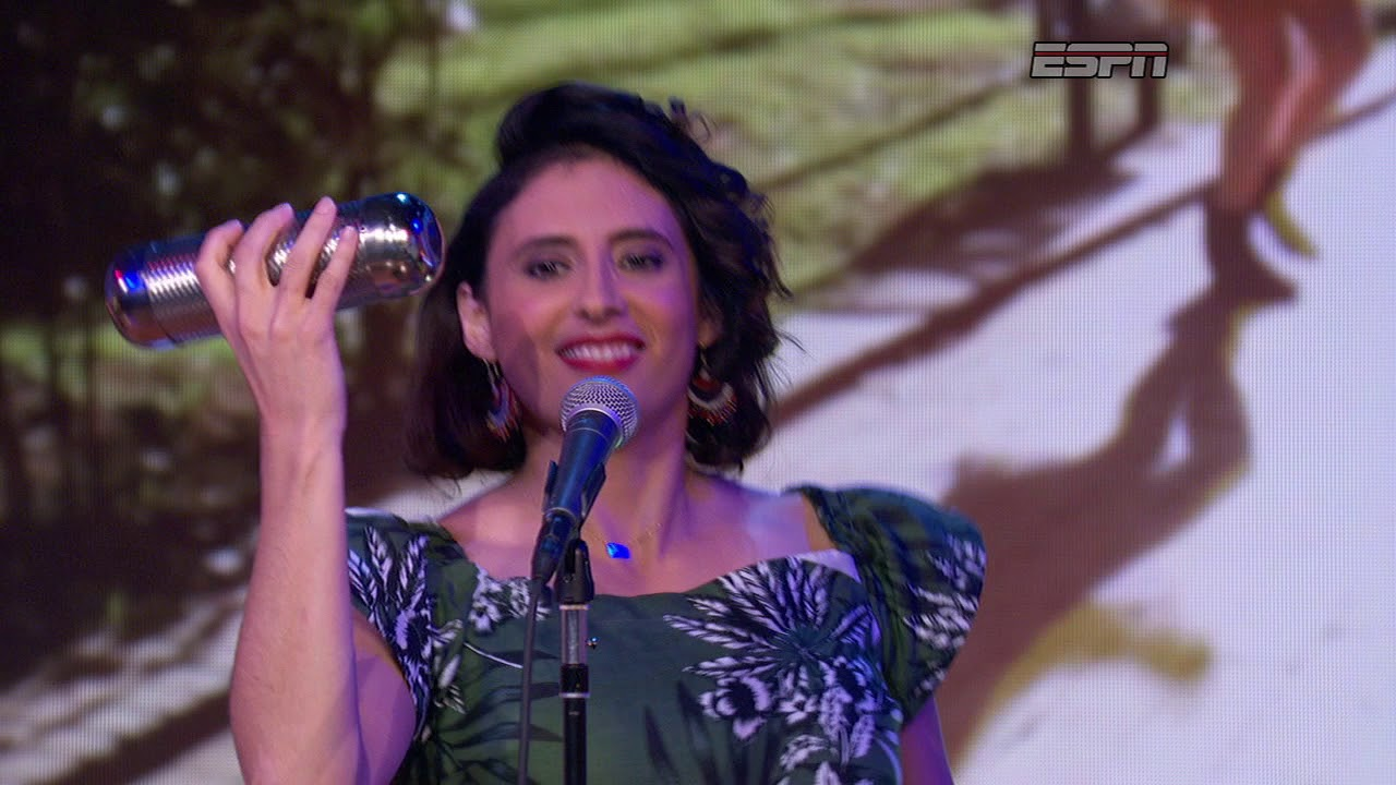 Watch Ladama perform on ESPN