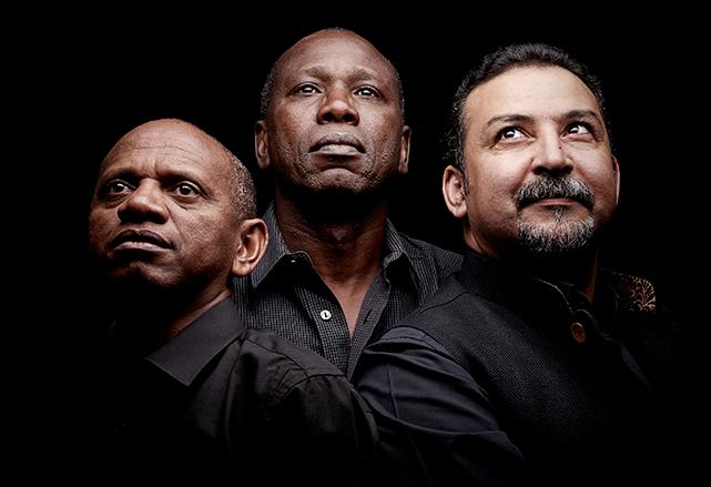 3MA (Ballaké Sissoko, Driss El Maloumi, Rajery)