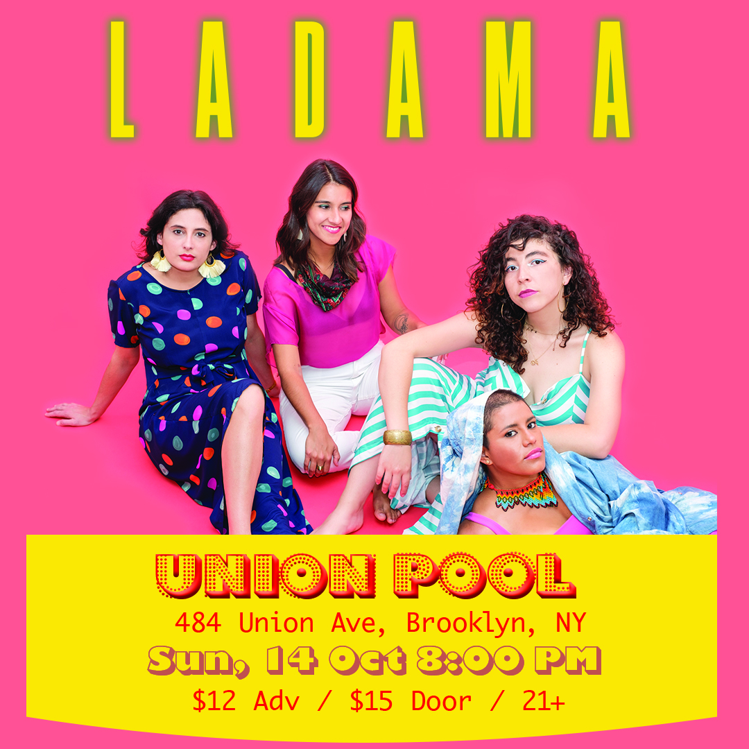 LADAMA IN BROOKLYN