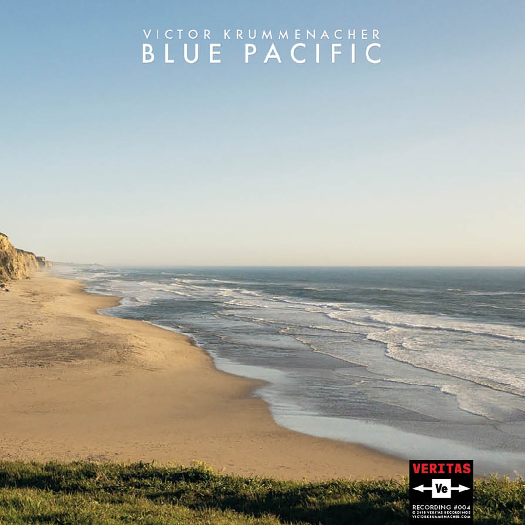 Victor Krummenacher- Blue Pacific new album out now