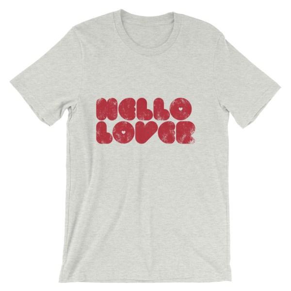 Hello Lover Crewneck Tshirt